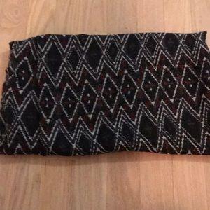 H&M wrap scarf NWT